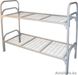 Кровати металлические для турбаз, кровати для гостиницы, кровати для рабочих. - Изображение #3, Объявление #1424158