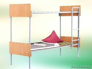 Кровати металлические для турбаз, кровати для гостиницы, кровати для рабочих. - Изображение #1, Объявление #1424158