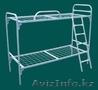 Кровати металлические для турбаз, кровати для гостиницы, кровати для рабочих. - Изображение #4, Объявление #1424158