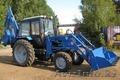 Экскаватор-бульдозер на базе трактора МТЗ - Изображение #2, Объявление #1560738